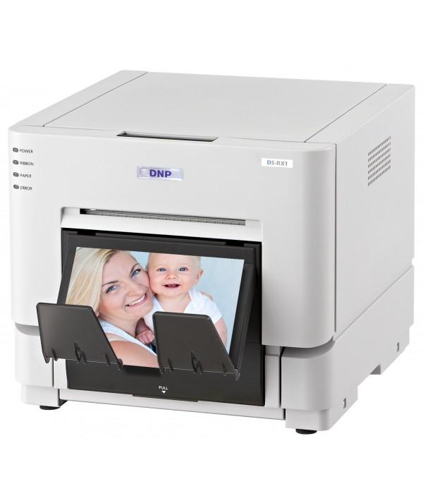DNP DS-RX1 Ref. (Yenilenmiş) Termal Fotoğraf Baskı cihazı + 1 Rulo 15x20 yada10x15 Kağıt