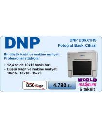 DNP DS-RX1HS Termal Foto Yazıcı 6 Taksit  (world/maximum kartlara)