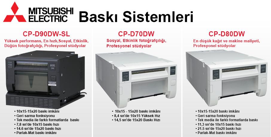 Mitsubishi Termal Printerler