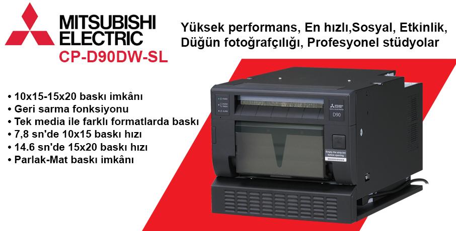 Mitsubishi CP-D90DW-SL