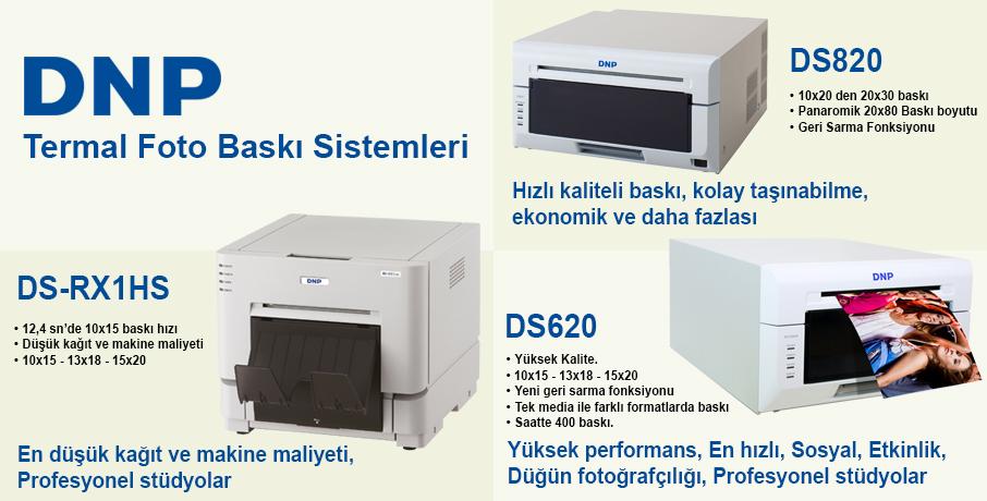 DNP Termal Printerler