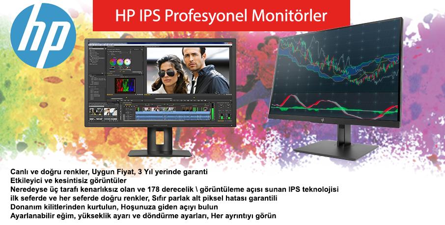 HP IPS Profesyonel Monitörler