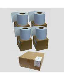 COLORLINE 12,7 Cm X 65m Parlak (Glossy) Draylab 1 Rulo Kağıt 240gsm
