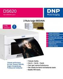 DNP DS620 Termal Fotoğraf Baskı Cihazı+2 Rulo Kağıt