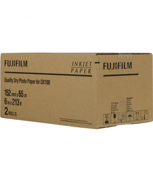 FUJIFILM FRONTIER S DX100 PHOTOPAPER 152mm LUSTER