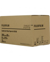 FUJIFILM FRONTIER S DX100 PHOTOPAPER 203mm LUSTER