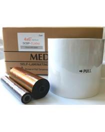 COPAL DPB-6000/7000 10x15cm Kağıt & Ribbon (2x600 yaprak) Proje DCBP-6046
