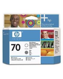 HP 70 (C9410A) Parlaklık Arttırıcı ve Gri Baskı Kafası