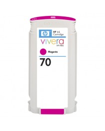 HP 70 (C9453A) Magenta Kartuş (130ml) (2020)