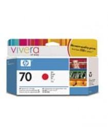 HP 70 (C9456A) Kırmızı Kartuş (130ml)