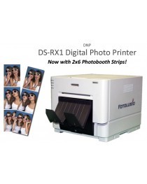 DNP DS-RX1HS Termal Foto Yazıcı + 1 rolu (10x15 veya 15x20) kağıt