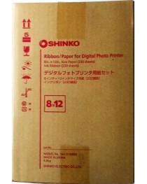 Shinko CHC-S1245 20x30cm Kağıt & Ribbon (230 yaprak) Japon