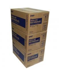 DNP DS-RX1HS 15x20cm Kağıt & Ribbon (2x350 yaprak) Orijinal 3 KOLİ ALIM KAMPANYASI