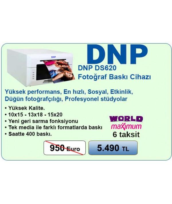 DNP DS620 Termal Fotoğraf Baskı Cihazı (World ve Maximum 6 taksit)