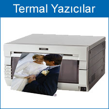 DNP, FUJIFILM, HP, Termal Yazılcılar, Termal Printer